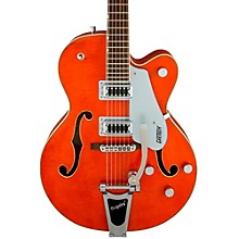 Gretsch Guitars G5420T Electromatic Hollowbody Electric Guitar Level 1 Orange Stain
