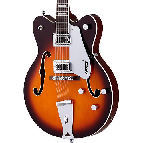 Gretsch Guitars G5422DC-12 Electromatic 12-String Hollowbody Guitar Sunburst