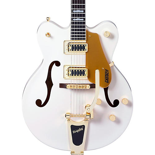 Gretsch Guitars G5422TDCG Electromatic Hollowbody Guitar Snow Crest White