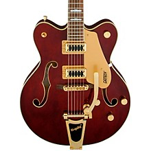 G5422TG Electromatic Double Cutaway Hollowbody Electric Guitar Walnut Stain