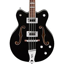G5442BDC Electromatic Short Scale Hollowbody Bass Black