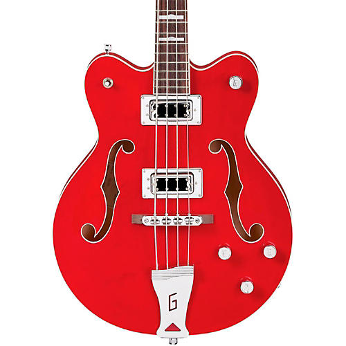 Gretsch Guitars G5442BDC Electromatic Short Scale Hollowbody Bass-thumbnail