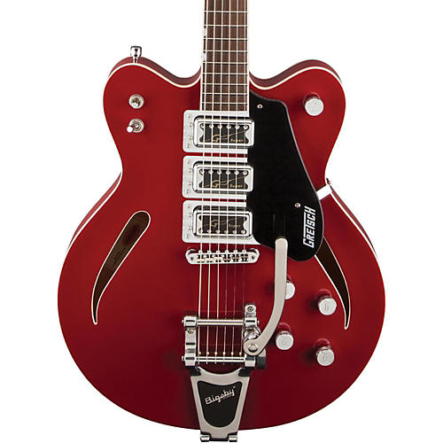 Gretsch Guitars G5622T Electromatic Center Block Semi-Hollow Electric Guitar Rosa Red