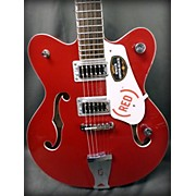 Gretsch Guitars G5623 (RED) Bono Signature Hollow Body Electric Guitar