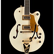 Gretsch Guitars G6112TCB-WF Limited Edition Falcon Center Block Jr. with Bigsby and Gold Hardware Electric Guitar