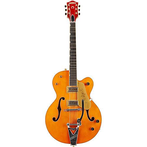 Gretsch Guitars G6120-1959LTV Chet Atkins Hollowbody Electric Guitar Western Maple Stain