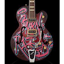 "Gretsch Guitars G6120 Custom Painted by Mr. Kaves, ""Brooklyn"""