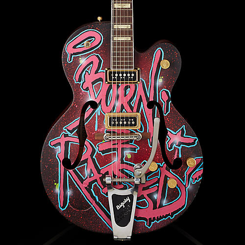 Gretsch Guitars G6120 Custom Painted by Mr. Kaves,