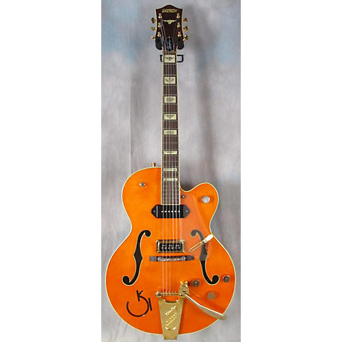 used gretsch guitars g6120ec hollow body electric guitar guitar center. Black Bedroom Furniture Sets. Home Design Ideas