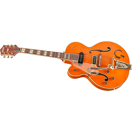 Gretsch Guitars G6120LH Eddie Cochran Left Handed Hollowbody Electric Guitar