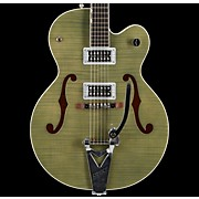Gretsch Guitars G6120SH Brian Setzer Hot Rod Flame Maple Body Semi-Hollow Electric Guitar