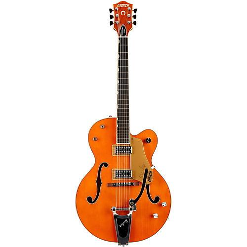 Gretsch Guitars G6120SSLVO Brian Setzer Signature Nashville Guitar Light Vintage Maple Stain