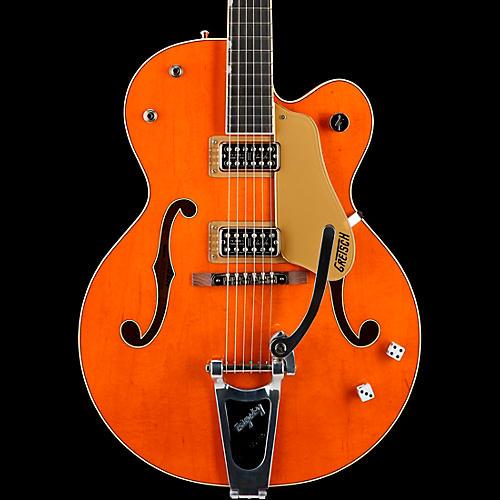 Gretsch Guitars G6120SSU Brian Setzer Nashville Hollowbody Electric Guitar-thumbnail