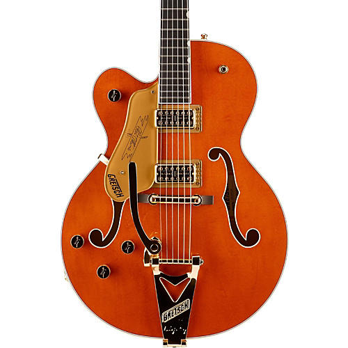 Gretsch Guitars G6120T Nashville with Bigsby Left-Handed Hollowbody Electric Guitar