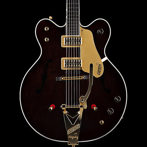 Gretsch Guitars G6122-1962 Chet Atkins Country Gentleman Electric Guitar Walnut Stain-thumbnail