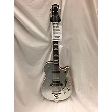 Gretsch Guitars G6129T-1957 1957 Reissue Silver Jet Bigsby Solid Body Electric Guitar