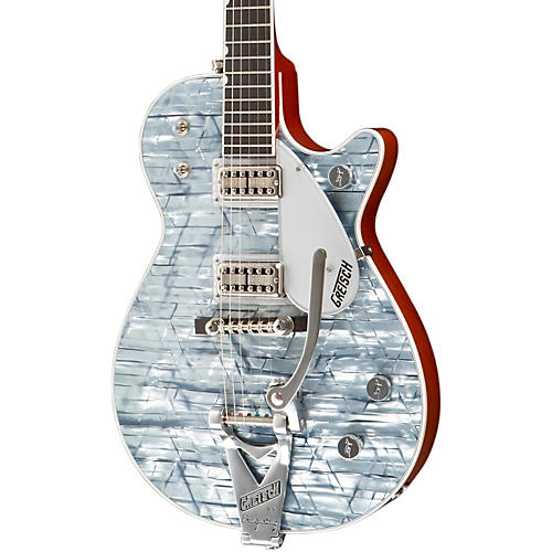Gretsch Guitars G6129TL Sparkle Jet Electric Guitar with Bigsby-thumbnail