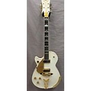 Gretsch Guitars G6134 White Penguin Left Handed Electric Guitar
