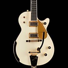 Gretsch Guitars G6134T-58 Vintage Select '58 Penguin with Bigsby Hollowbody Electric Guitar Vintage White