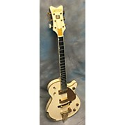 Gretsch Guitars G6134T-LTV White Penguin Solid Body Electric Guitar