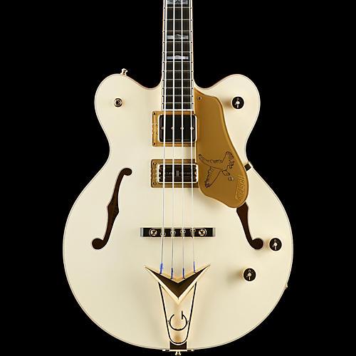 Gretsch Guitars G6136B-TP-AWT Tom Petersson Signature Electric Bass Guitar