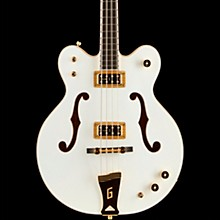 Gretsch Guitars G6136LSB White Falcon Bass Guitar White