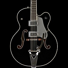 Gretsch Guitars G6136SLBP Brian Setzer Black Phoenix Semi-Hollow Electric Guitar Black Phoenix - Lacquer