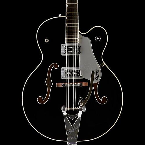 Gretsch Guitars G6136SLBP Brian Setzer Black Phoenix Semi-Hollow Electric Guitar-thumbnail