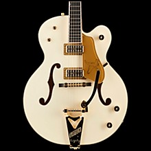 Gretsch Guitars G6136T-59 Vintage Select Edition '59 Falcon Hollowbody with Bigsby Vintage White