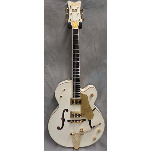 Gretsch Guitars G6136T-59GE GOLDEN ERA WHITE FALCON Hollow Body Electric Guitar