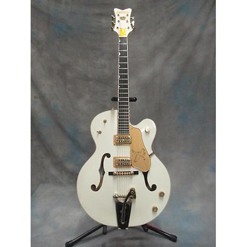 Gretsch Guitars G6136T White Falcon Bigsby Hollow Body Electric Guitar-thumbnail