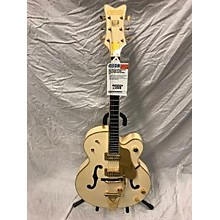 Gretsch Guitars G6136T White Falcon TV Jones Hollow Body Electric Guitar
