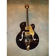 Gretsch Guitars G6136T-blk Black Falcon W/bigsby Hollow Body Electric Guitar
