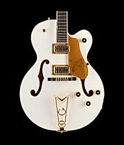 Gretsch Guitars G6139-CB White Falcon Center Block