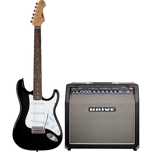 Drive G65-DSP Guitar Combo With Free S101 Black Guitar