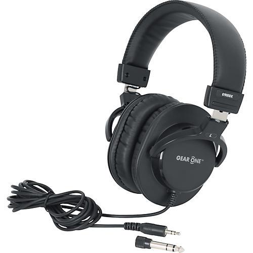 Gear One G900DX Headphones Black