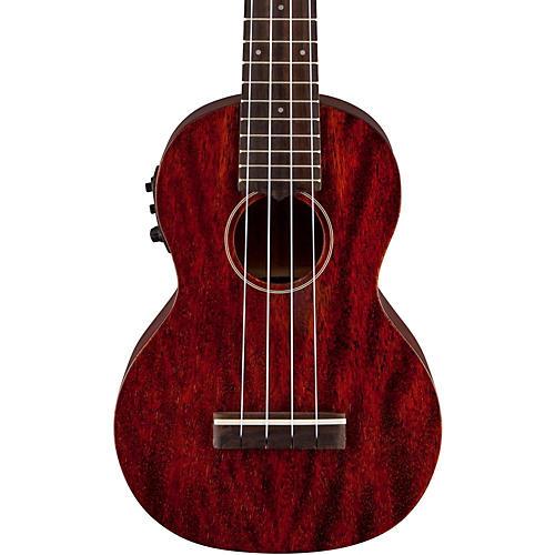 Gretsch Guitars G9110-L Concert Long-Neck Acoustic-Electric Ukulele with Gig Bag-thumbnail