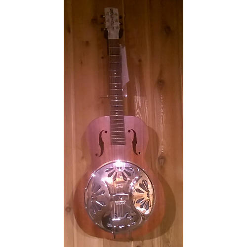 Gretsch Guitars G9200 Box Car Round Neck Resonator Acoustic Guitar-thumbnail