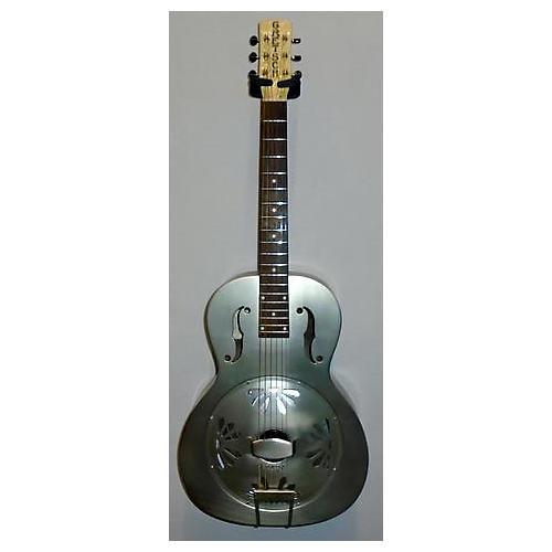 Gretsch Guitars G9201 Honeydipper Metal Round Neck Resonator Guitar