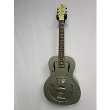 Gretsch Guitars G9201 Honeydipper Metal Round Neck Resonator Guitar