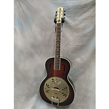 Gretsch Guitars G9240 Alligator Biscuit Round Neck Resonator Guitar