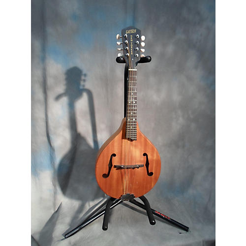 In Store Used G9310 New Yorker Supreme Mahogany Mandolin