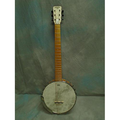 Gretsch Guitars G9460 Dixie 6 String Banjo-thumbnail