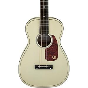 Click here to buy Gretsch Guitars G9500 LTD Jim Dandy 24 in. Scale Flat Top Acoustic Guitar by Gretsch Guitars.