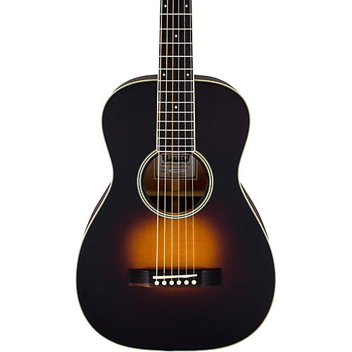 Gretsch Guitars G9511 Style 1 Single-0 Parlor Acoustic Guitar-thumbnail