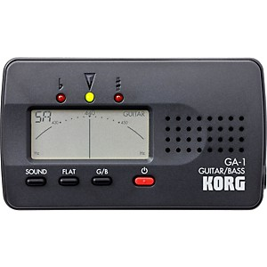 Korg GA-1 Guitar and Bass Tuner by Korg