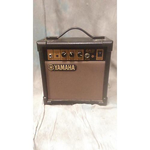 Yamaha GA-10 Battery Powered Amp-thumbnail