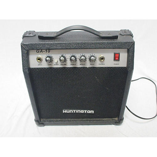 Huntington GA-10 Battery Powered Amp-thumbnail