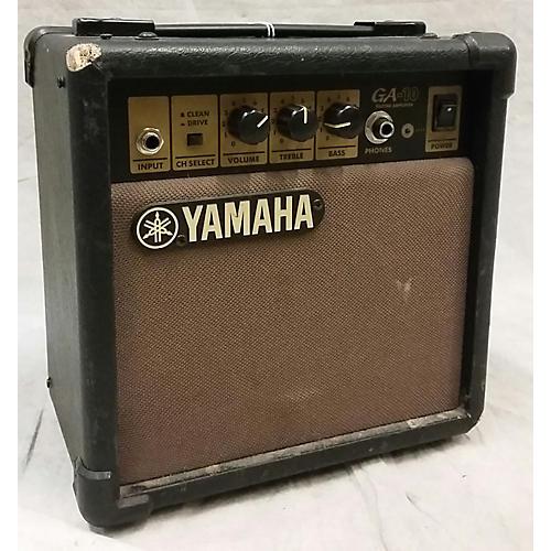 Yamaha GA 10 Guitar Combo Amp