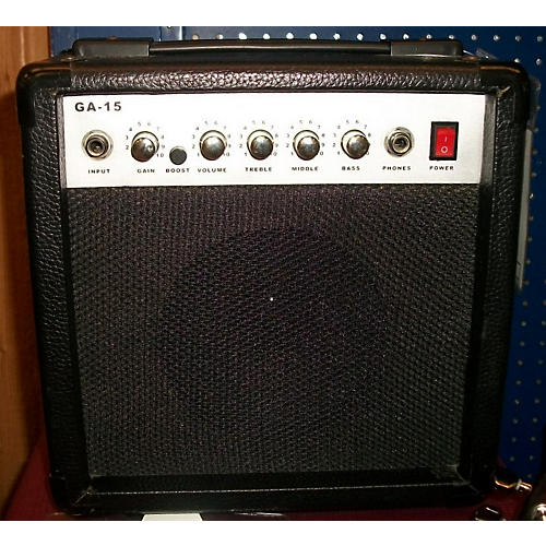 In Store Used GA-15 Battery Powered Amp